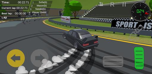 Drift in Car 2021 - Racing Cars screenshots 1
