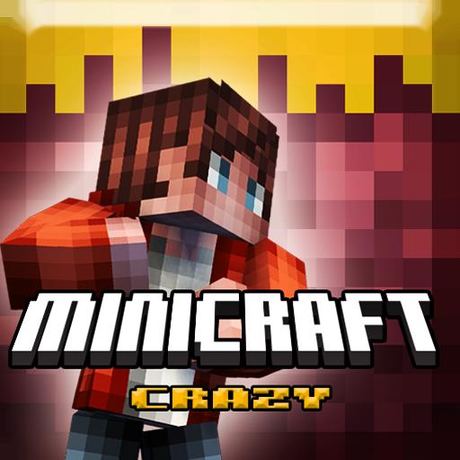Crazy Minicraft Survival Pocket Edition
