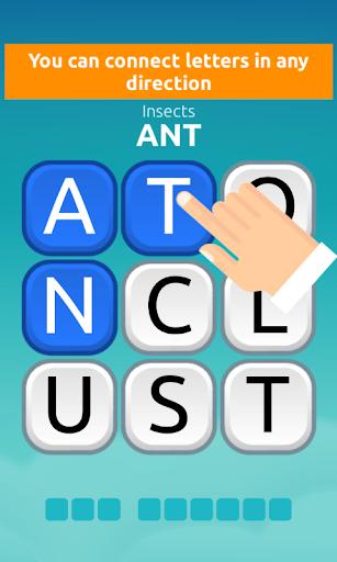 Word Swipe - Connect the Scrambled Mystery Words  screenshots 6