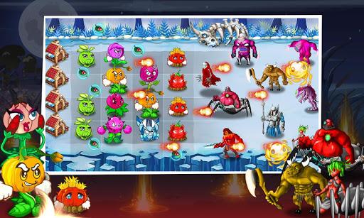 angry plants temple screenshot 3