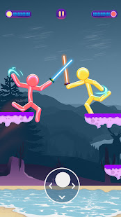 Stickman Duelist Battle