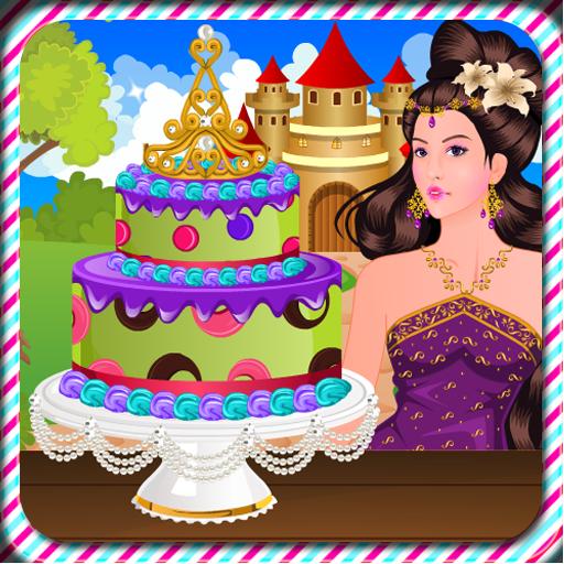 Princess birthday cake For PC Windows (7, 8, 10 and 10x) & Mac Computer