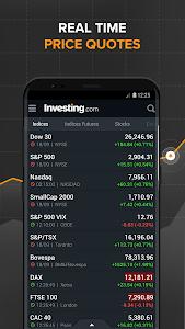 Investing.com: Stocks, Finance, Markets & News 6.6.6 b1297 (Unlocked)