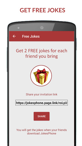 JokesPhone - Joke Calls  Screenshots 4