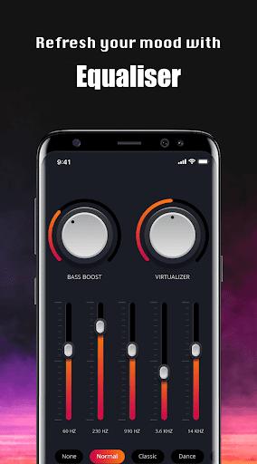 Music Player - Mp4 & MP3 Player, Video player apktram screenshots 6