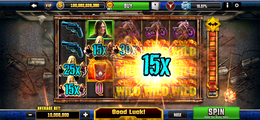 The Walking Dead: Free Casino Slots 218 screenshots 7