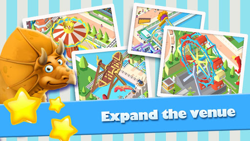 Sim Park Buildit - Dinosaur Theme Park  screenshots 14