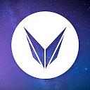 Light Void - Flat White Icons (Free Version)