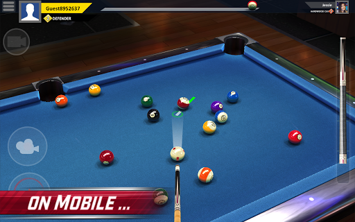 Pool Stars - 3D Online Multiplayer Game  Screenshots 8