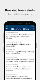 The Epoch Times: Live & Breaking News