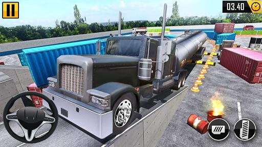 Big Truck Parking Simulation - Truck Games 2021 1.9 Screenshots 15