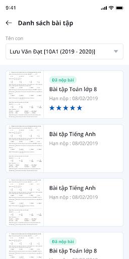 vnEdu Connect 2.4.4 Screenshots 2