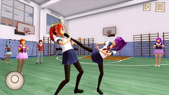 Anime High School Girl MOD APK 1.4 (Free Purchase) 6