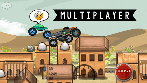 monster truck hero screenshot 2