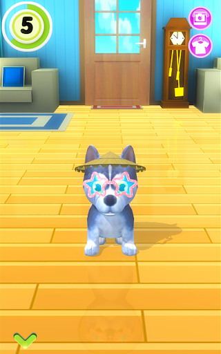 My Talking Puppy android2mod screenshots 10