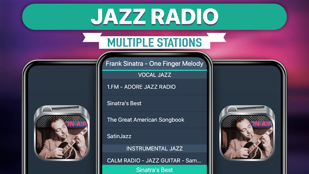 Jazz Radio Favorites