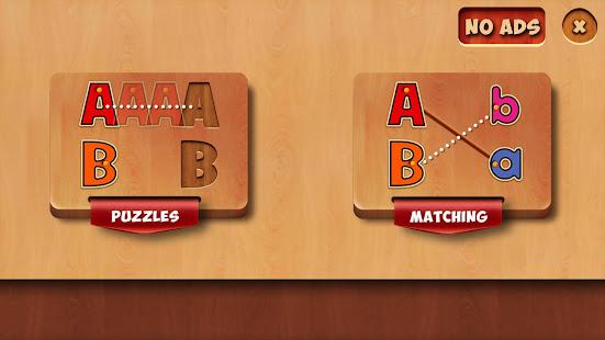Alphabet Wooden Blocks 1.7.2 screenshots 1