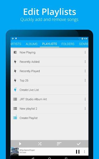 Rocket Music Player Ad Remover  screenshots 11