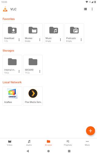 VLC for Android apktram screenshots 12
