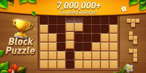 Wood Block Puzzle - Free Classic Block Puzzle Game 1.13.0 screenshots 1