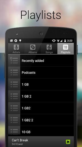 Music Player 11.0.32 Screenshots 21