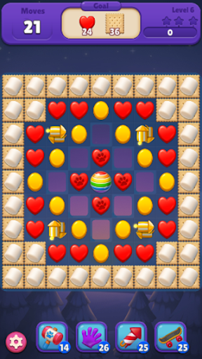 Sweet Match: Puzzle Mania apktram screenshots 2