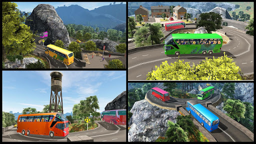 Tourist Coach Highway Driving 1.0.6 screenshots 14