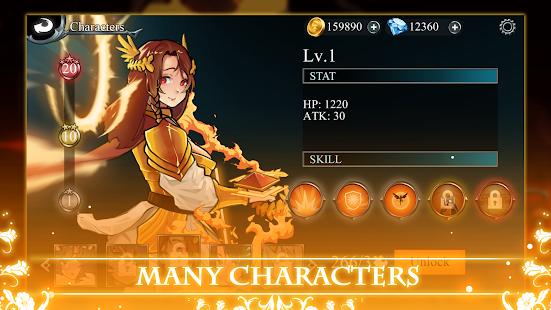 Goddess Archer 1.07 APK +  (Unlimited money)
