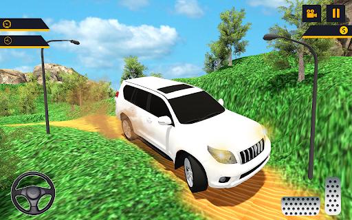 Real Prado Car Games 2020 : Cruiser Car Games 2021 android2mod screenshots 7