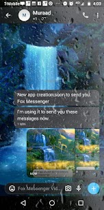 Fox Messenger Video Call & Chat Private Messenger 2