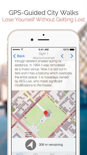 porto map and walks screenshot 3