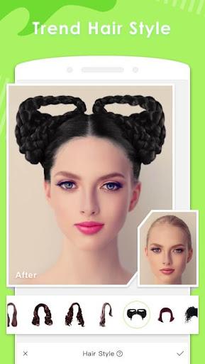 Makeup Camera-Selfie Beauty Filter Photo Editor 2.21 Screenshots 4