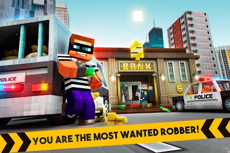 🚔 Robber Race Escape 🚔 Police Car Gangster Chase 5
