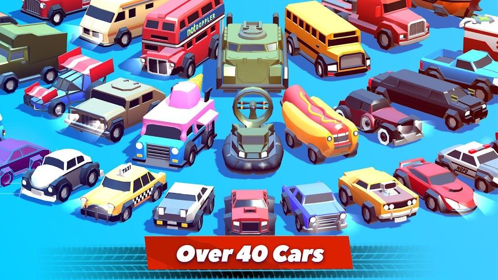 Crash of Cars poster 10