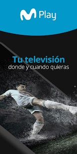 Movistar Play Chile - TV, deportes y series Screenshot