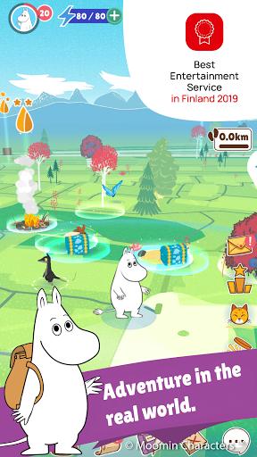 Moomin Move apk 3.7.16 screenshots 1