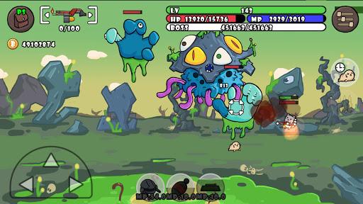 Cat Shooting War: Offline Mario Gunner TD Battles 1.58 screenshots 23