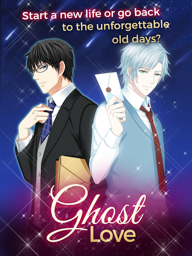 Otome Game: Ghost Love Story APK MOD – ressources Illimitées (Astuce) screenshots hack proof 1