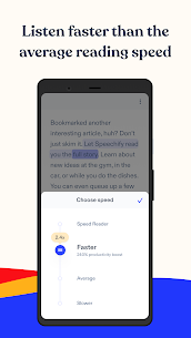 Speechify – #1 Text-To-Speech (Premium) MOD APK 4