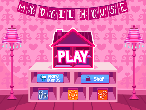 My Doll House - Make and Decorate Your Dream Home screenshots 10