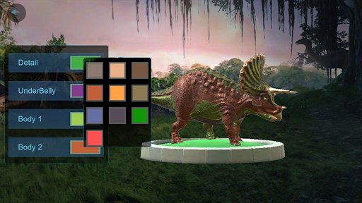 Triceratops Simulator  screenshots 2