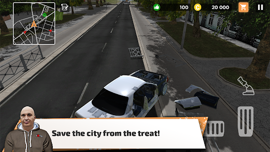 Big City Wheels Mod Apk 1.5 (Free Purchase) 12