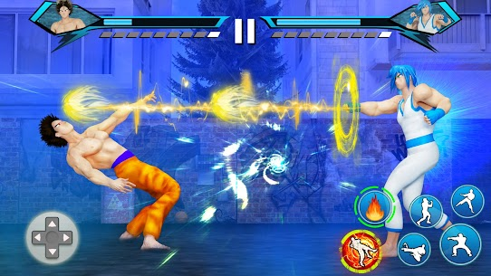 Kung Fu Fighting Games: Offline Karate King Fight Mod Apk (Unlimited Money) 4
