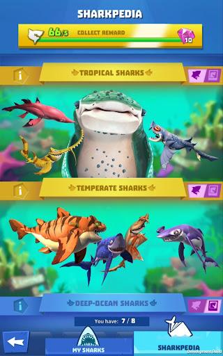 Hungry Shark Heroes 3.4 Screenshots 21