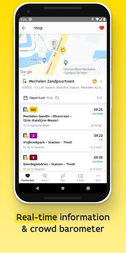 De Lijn android2mod screenshots 3