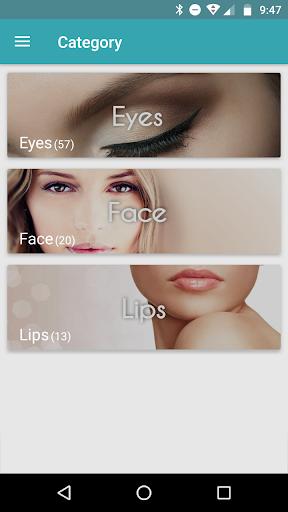 Makeup Tutorial Step by Step 2018  Screenshots 6