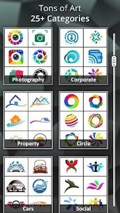 Logo Maker – Logo Creator, Generator & Designer 3.1 MOD APK [UNLOCKED] 5