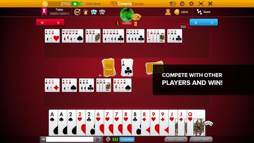 Hand and Foot Canasta apkmr screenshots 2