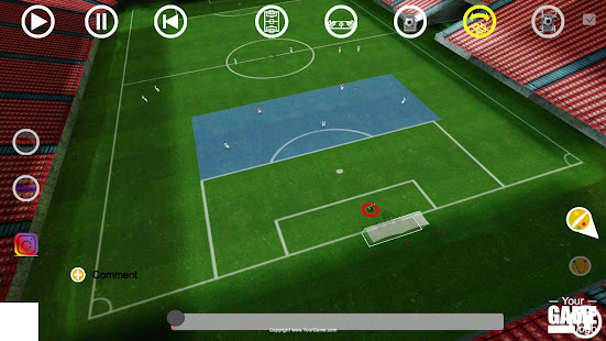 Download Football 3D Viewer For PC Windows and Mac apk screenshot 4