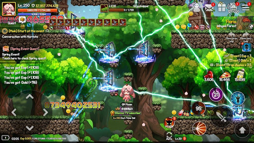 Roem - Pixel Dungeon Raid screenshots 15